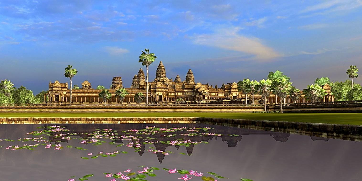 Visite Cambodge sur mesure : que de beaux moments !