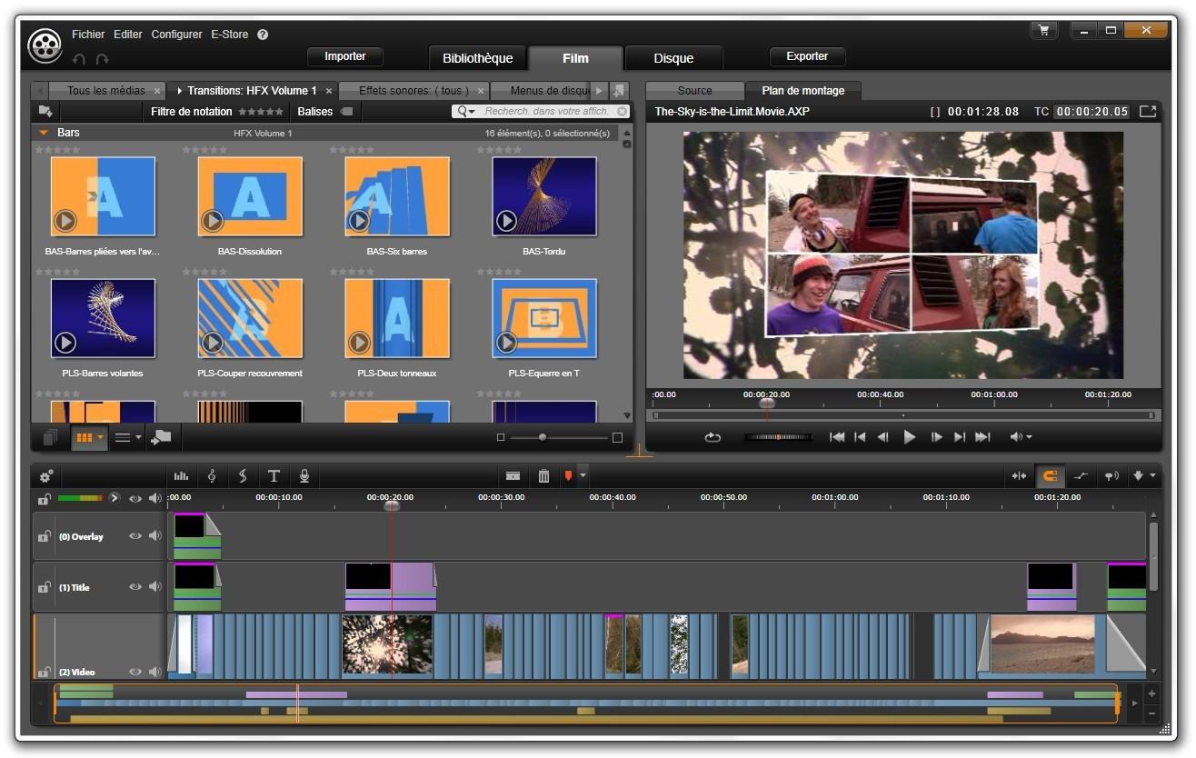 Un parcours dans l'audiovisuel : découvrez les secrets du cinéma